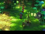 Chrono Cross PlayStation We visit Hermit's Hideout. The enigmatic Harle accompanies me...