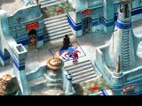 Chrono Cross PlayStation The city of Termina - gorgeous, yet very small