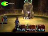 Chrono Cross PlayStation If you thought that was scary, how about an epic battle against the legendary Earth Dragon?