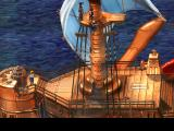 Chrono Cross PlayStation Climbing the tallest mast of a pirate ship. Arrrr!..