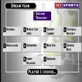 Sky Sports Football Quiz PlayStation This is the Dream Team game where players answer questions on specific subjects to earn cash to buy a player
