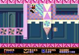 Castle of Illusion starring Mickey Mouse Genesis In Toy land the world can go upside down