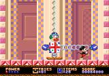 Castle of Illusion starring Mickey Mouse Genesis Clown boss