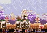 Castle of Illusion starring Mickey Mouse Genesis Candy land