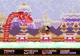 Castle of Illusion starring Mickey Mouse Genesis Dragon-like boss