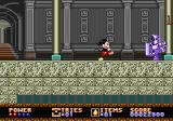 Castle of Illusion starring Mickey Mouse Genesis In the castle