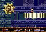Castle of Illusion starring Mickey Mouse Genesis Clock tower - where's Simon Belmont when you need him