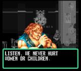 Art of Fighting SNES Good. So you only hurt old men?