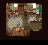 Final Fantasy Chronicles PlayStation Chrono Trigger: A monster village in one of the different timelines