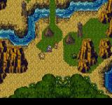 Final Fantasy Chronicles PlayStation Chrono Trigger: Prehistoric era, world map