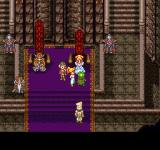 Final Fantasy Chronicles PlayStation Chrono Trigger: Medieval castle with kings and all that stuff