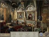 Letters from Nowhere 2 iPad Ticket Hall – objects