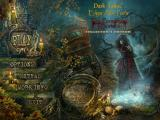 Dark Tales: Edgar Allan Poe's The Premature Burial (Collector's Edition) Windows Main menu