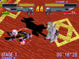 Yusha: Heaven's Gate Arcade Top-down camera