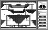 Cave Runner II: Caverns of Death Atari ST Level 2: some keys have to be collected