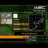 WRC II Extreme PlayStation 2 In the demo version there are only three circuits available. These are Cyprus, Italy and Monaco.