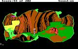 Space Quest: Chapter I - The Sarien Encounter DOS Caught between a droid and a hard case