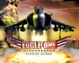 Eagle One: Harrier Attack PlayStation The game's title screen