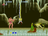 Altered Beast Windows Giant worm