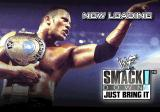 WWF Smackdown! Just Bring It PlayStation 2 The game's load screen