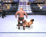 WWF Smackdown! Just Bring It PlayStation 2 The players move reasonably well. Playing fair does not matter because the referee is just an ornament.