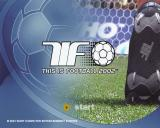 World Tour Soccer 2002  PlayStation 2 Title screen