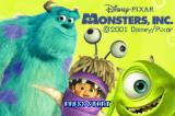 Disney•Pixar Monsters, Inc. Game Boy Advance It's Boo!