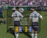 World Tour Soccer 2002  PlayStation 2 Half time and  the players leave the field