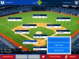 iOOTP Baseball 2014 iPad Field overview