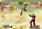 The King of Fighters 2000 Arcade Death from above!