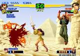 The King of Fighters 2000 Arcade Goddess Athena