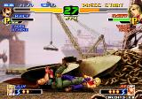 The King of Fighters 2000 Arcade Wrestling moves