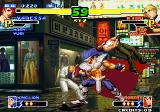The King of Fighters 2000 Arcade King Lion