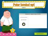 Family Guy: The Quest for Stuff iPad Individual characters level up in addition to you.