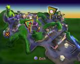 Rugrats in Paris: The Movie PlayStation This is a map of Euroreptarland