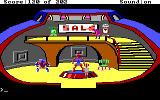 Space Quest: Chapter I - The Sarien Encounter DOS Droids R Us, the friendliest store in town. Also the only store in town.