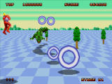 Space Harrier II Windows Green dragon