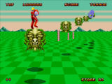 Space Harrier II Windows Faces