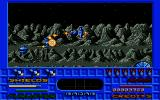 Star Breaker Atari ST Force-feeding these alien maggots with some plasma bolts