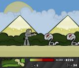 Ninja Golf Browser Defeating the snakes is tough if you're out of shuriken