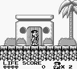 The Flintstones: King Rock Treasure Island Game Boy Let's go.