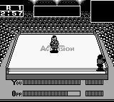 Heavyweight Championship Boxing Game Boy Start of the fight.
