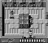 Ikari no Yōsai 2 Game Boy Two soldiers to kill.