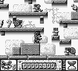 Rats! Game Boy Collect the candy.