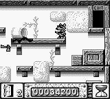 Rats! Game Boy The exit.