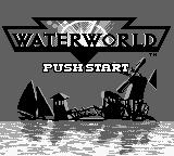 Waterworld Game Boy Title Screen.