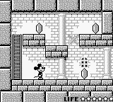 Mickey Mouse: Magic Wands! Game Boy Let's rescue your pals.