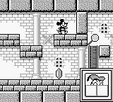 Mickey Mouse: Magic Wands! Game Boy Another part found.