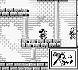 Mickey Mouse: Magic Wands! Game Boy Found Goofy.