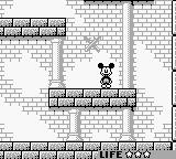Mickey Mouse: Magic Wands! Game Boy Well Done.
